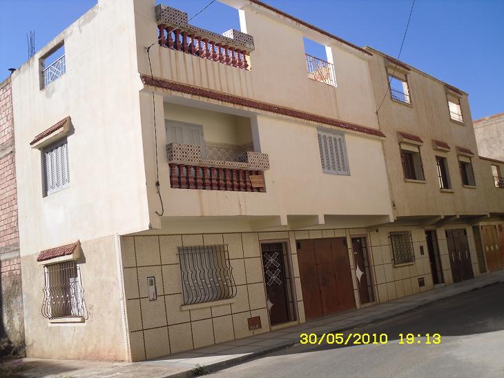 Vends maison a oujda oujda maroc for Acheter maison casablanca